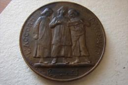 L'accord Parfait Concours De Chant 1884 Paris 18 ème Arrondissement Mlle Lamy - Professionnels / De Société