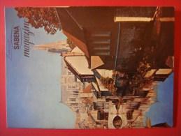 SABENA MAGAZINE 1958 ( Avion Aviation Tourisme ) France - Guides Touristiques