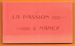 54. Nancy. La Passion à Nancy. Carnet De 20 Cartes. Voir Descriptions - Otros
