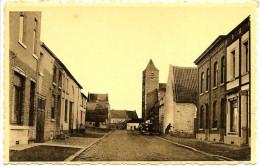 BRAY (Binche) - La Rue Des Combattants - Edit. E. Buyle - Environs 1950  - TOP - Binche