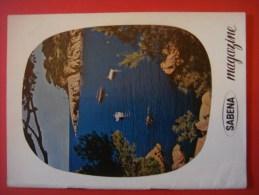 SABENA MAGAZINE 1959 ( Avion Aviation Tourisme ) - Guides Touristiques