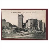Montmajour   Vue Extérieure Du XII° Siècle   Collection D'art Magali - Arles