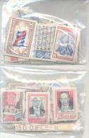 URUGUAY 150 DIFFERENT DIFERENTES DIFFERENTES TIMBRES STAMPS SELOS SELLOS ESTAMPILLAS ZEGELS BOLLI BOLLO - Postzegels