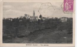CPA ( Quezac - Vue Genérale ) - Autres Communes