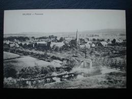 Cpa/pk 1910 MELREUX Panorama - Hotton