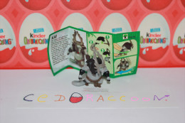 Kinder Surprise = Kung Fu Panda 3  = FS279 + Bpz Allemagne - Monoblocchi