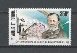 Wallis & Futuna: PA 186 **   Pasteur - Louis Pasteur