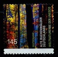 Allemagne Fédérale - Germany - Deutschland 2014 Y&T N°2870A - Michel N°3087 Nsg -145c Vielles Forêts - Neufs