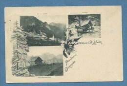 LJUBELJ (LOIBL), VICINO A TRZIC, KRANJ...REGIONE GORENJSKA. ANNULLO NEUMARKTL  - 1898 - Slovenia