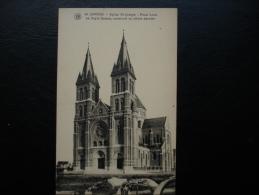 Cpa/pk Antwerpen Anvers Eglise St-Joseph - Antwerpen