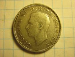 United Kingdom 1 Shilling 1946 (English) - 1902-1971 : Post-Victorian Coins
