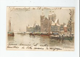 AMSTERDAM (ILLUSTRATION) 1902 - Amsterdam