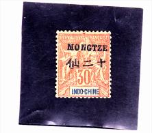 MONG- TZEU : Y&T  : 10 * - Mong-tzeu (1906-1922)