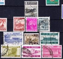 BD+ Bangladesch 1973 1976 1979 1983 1986 Mi 25 35 II 62 121 126 204 207-09 243 Verschiedene Marken - Bangladesch