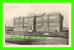 NORTH BAY, ONTARIO - COLLEGIATE INSTITUTE - ANIMATED WITH CHILDREN - THE PHOTOGELATINE ENGRAVING CO LTD - - North Bay