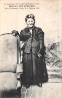La Centenaire D'EPREVILLE EN ROUMOIS - Madame LEVAVASSEUR Née à Caumont - France