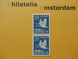 Sweden 1953, SWANS FAUNA BIRDS OISEAUX VOGELS VÖGEL AVES: Mi 290, **