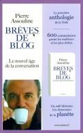 Marque-page °° Arènes -P.Assouline Brèves De Blog  6x18 - Marcapáginas