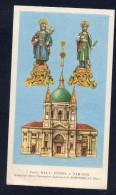 I Santi Medici COSMA E DAMIANO, Protettori Della Parrocchia Santuario Di Alberobello (Bari) - S86 - Images Religieuses