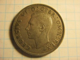 United Kingdom 2 Shillings 1939 - 1902-1971 : Post-Victorian Coins