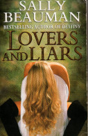 """Sally Beauman """" Lovers And Liars """"  BE - Romans"""