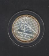 Poland 200 Zloty 1982 Silver Essay Probe 2 - Poland
