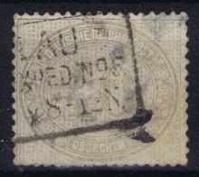 Deutsches Reich: Mi Nr  12 Used R3 Stempel, 3 Line Cancel - Germany