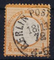 Deutsches Reich: Mi Nr  14 Used 1872 - Germany