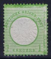 Deutsches Reich: Mi Nr 23 A MNH/**/postfrisch  Grosser Brustschild - Deutschland