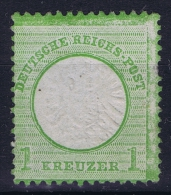 Deutsches Reich: Mi Nr 23 A MNH/**/postfrisch  Grosser Brustschild