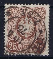Deutsches Reich: Mi Nr 35 A  Used  BPP Signiert /signed/ Signé  Wieland 1875 - Deutschland