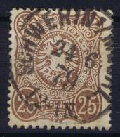 Deutsches Reich: Mi Nr 35 B  1875 - Usati