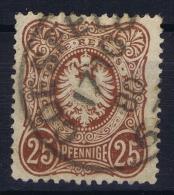 Deutsches Reich: Mi Nr 35 C Siena Used 1875