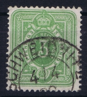 Deutsches Reich: Mi Nr 39 Ba  Used   BPP Signiert /signed/ Signé Wiegand - Deutschland
