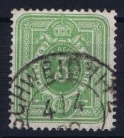 Deutsches Reich: Mi Nr 39 Ba  Used   BPP Signiert /signed/ Signé Wiegand