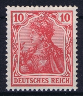 Deutsches Reich: Mi Nr 86 I B   MNH/**  BPP Signiert /signed/ Signé