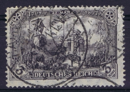 Deutsches Reich: Mi Nr 96 A I    BPP Signiert /signed/ Signé Used - Germania