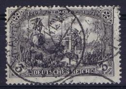 Deutsches Reich: Mi Nr 96 A I    BPP Signiert /signed/ Signé Used - Gebraucht