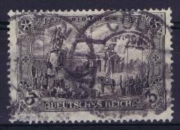 Deutsches Reich: Mi Nr 96 A I   B BPP Signiert /signed/ Signé Used - Gebraucht