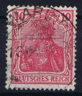 Deutsches Reich:  Mi Nr 86 II D BPP Signiert /signed/ Signé  Used