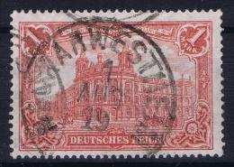 Deutsches Reich:  Mi Nr 94 A II BPP Signiert /signed/ Signé  Used