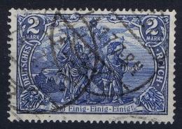 Deutsches Reich:  Mi Nr 95 A II BPP Signiert /signed/ Signé  Used