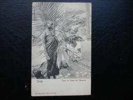 Cpa/pk Congo Type De Femme De L'Aruwimi - Congo Belge - Autres
