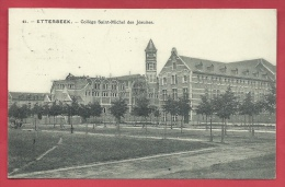 Etterbeek - Collége Saint-Michel Des Jésuites -1910 ( Voir Verso ) - Etterbeek