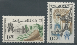Morocco, World Campaign Against Hunger,  1963, MH VF - Morocco (1956-...)