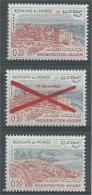 Morocco, Rebuilding Of Agadir After Earthquake,  1963, MH VF - Morocco (1956-...)