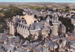 Aw - Cpsm Grand Format DURTAL - Vue Aérienne - Le Château - Durtal