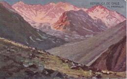 POSTAL DE CHILE DE EL PARAMILLO (DE BUENOS AIRES A VALPARAISO VIA CORDILLERA) - Chile