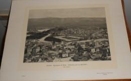 Grèce. Athènes. Olympeion Et Stade.  Photogravure. 1914. - Grèce