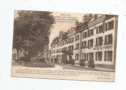 Cp , 58 , NEVERS , Hôtel De France , Grand Hôtel Réunis , Demoule Proprietaire , Vierge - Nevers